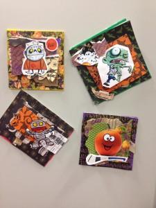 Halloween Crafts in Tuam