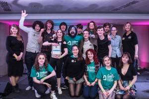 Team Galway - Best Video Engineer 2016