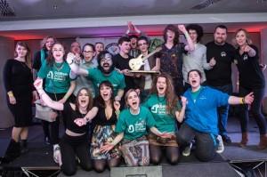 Team Galway - IYMAs Recipient Region 2016