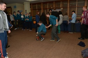 Workshops at Galway City Comhairle na nÓg AGM 2014